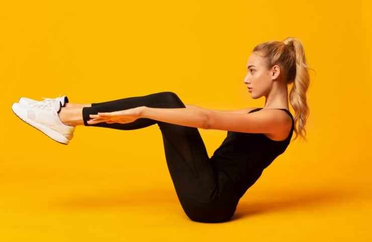 Belly Fat Workout At Home Lose Belly Fat At Home With These Simple Yet Effective Exercises
