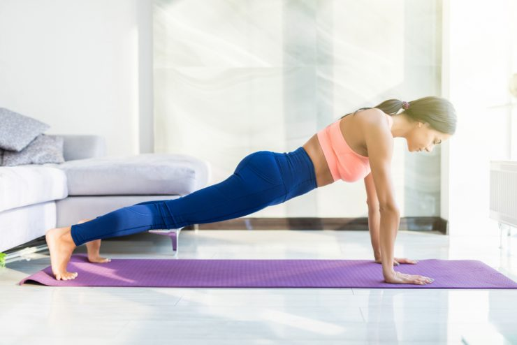 Planks For Beginners Put Your Core Strength To The Test