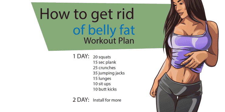 belly-fat-workout-at-home