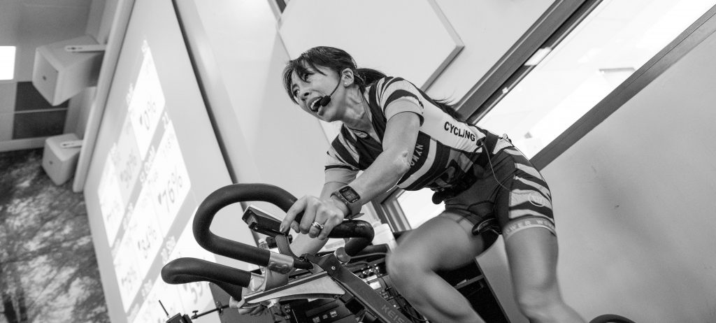 health benefits of spin class