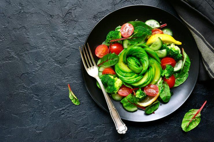 salad diet plan for 2 weeks