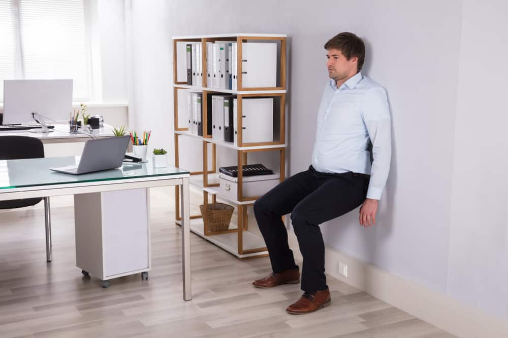 wall sitting benefits for lower back pain
