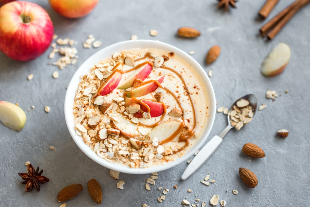 oatmeal in green smoothies weight loss