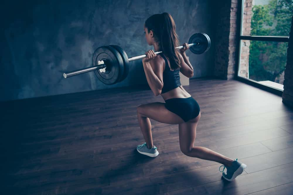 how long does it take for your butt to grow doing squats