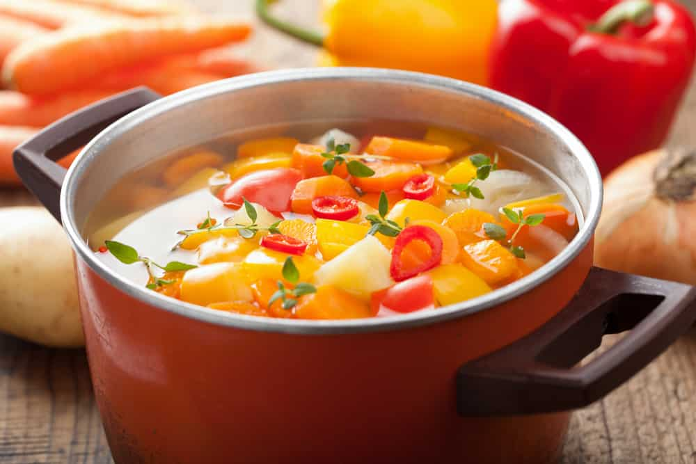 weight loss cabbage soup diet recipes
