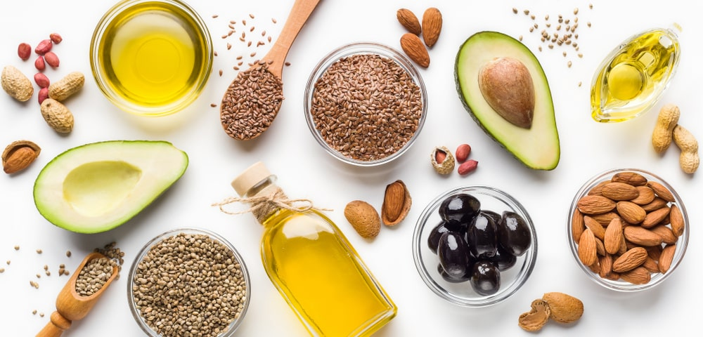 healthy fats for keto diet