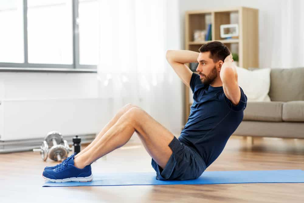what muscle groups to workout together men