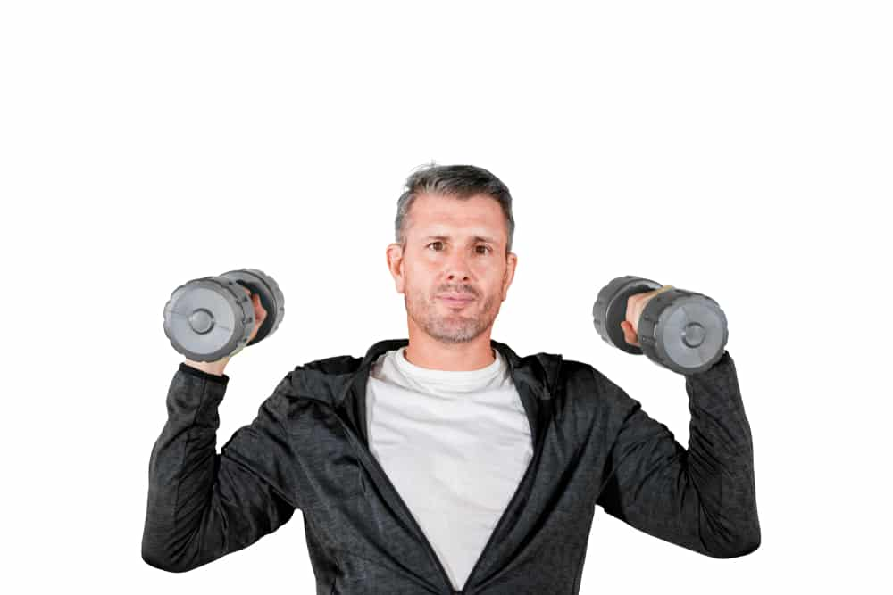 muscle building workouts for men over 40