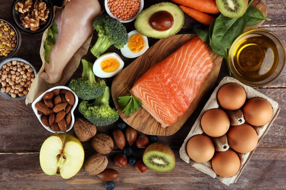 examples of healthy fats for keto diet