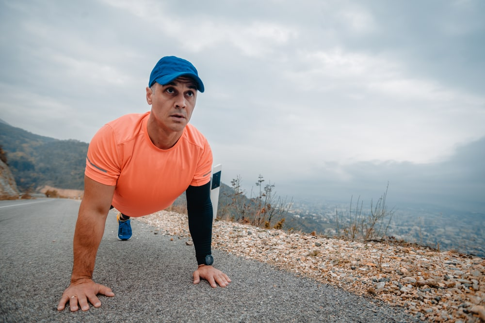 cardio workouts for men over 40