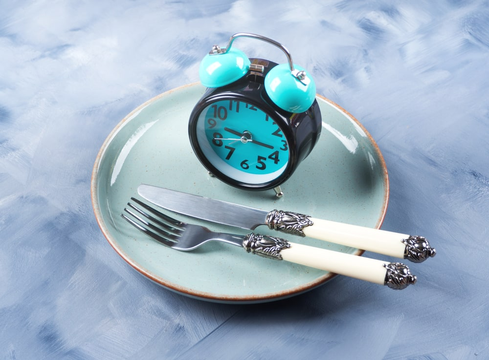 what happens when you eat too fast