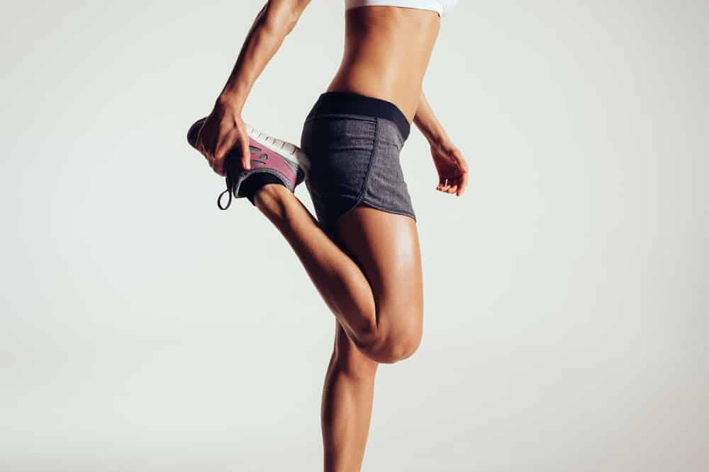leg stretches exercises