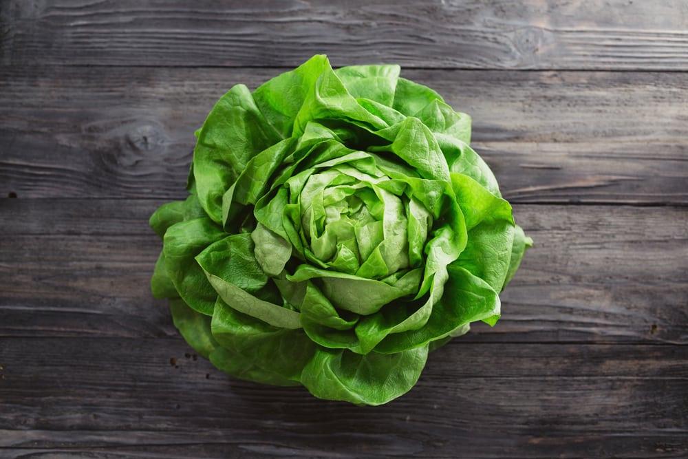 health benefits of lettuce salad