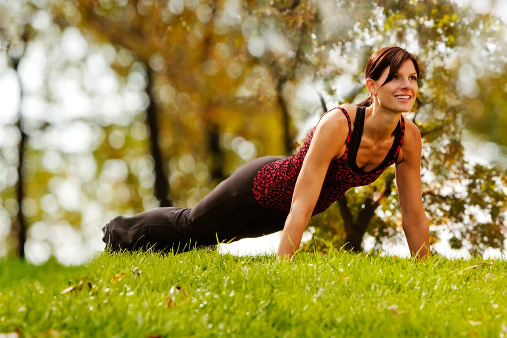 what muscle groups to workout together women