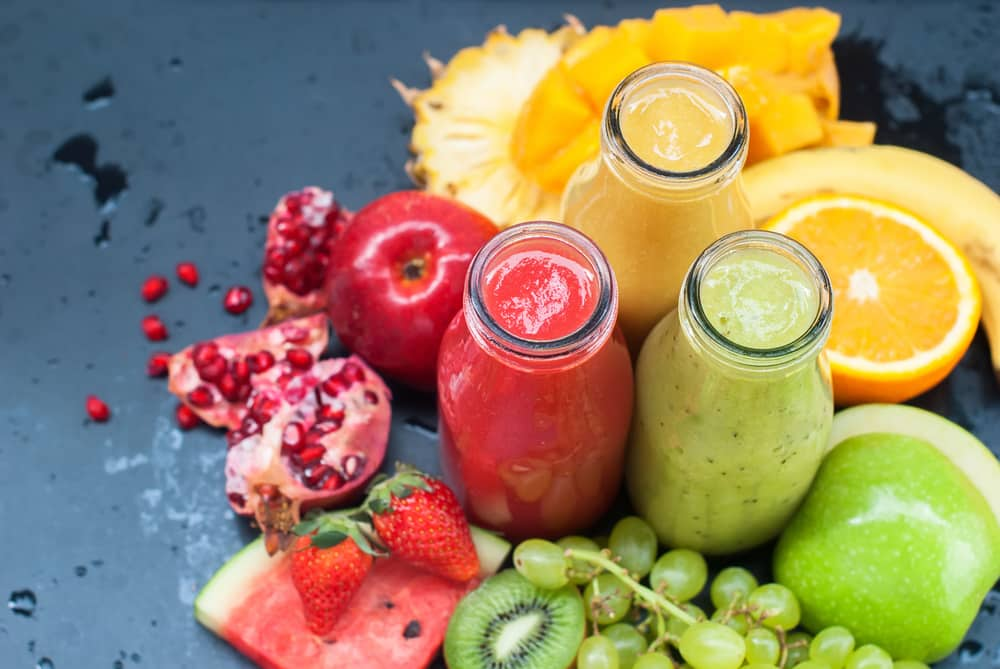 weight loss smoothie plans