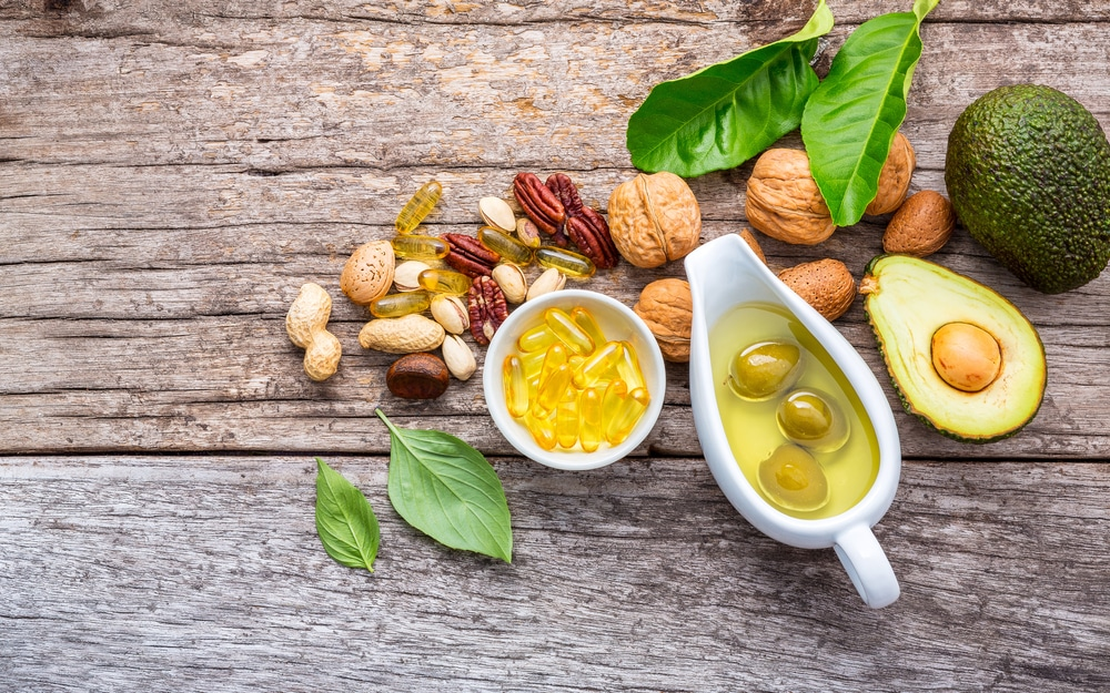 using healthy fats for keto