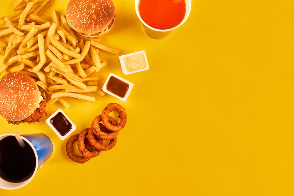 reasons why fast food is bad for you
