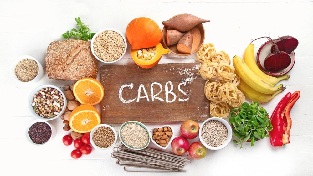 3 macronutrients in food