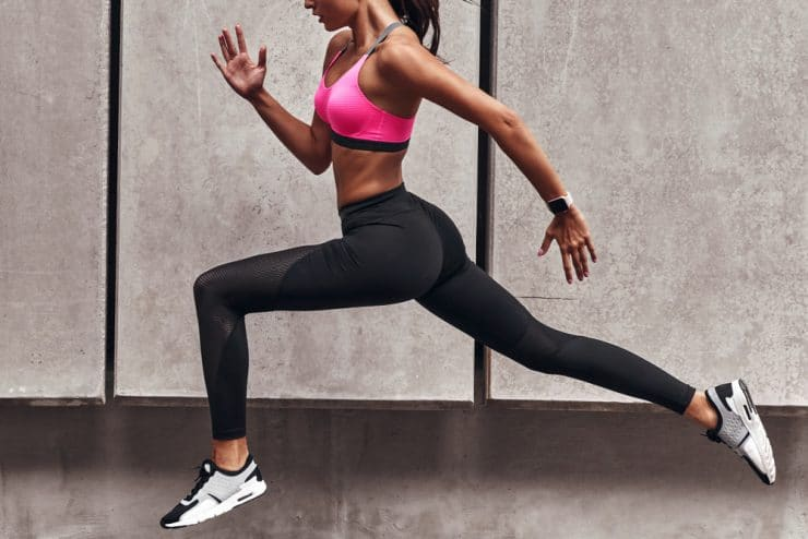 how to make muscular legs slim