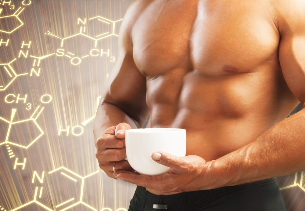 does testosterone make you gain weight