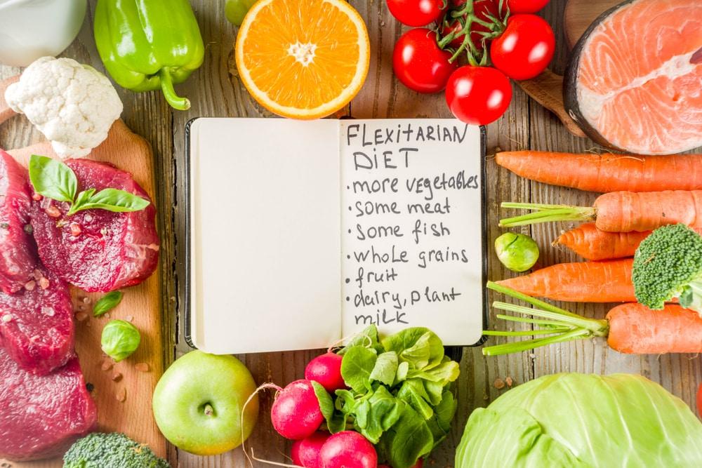 flexitarian diet meal plan