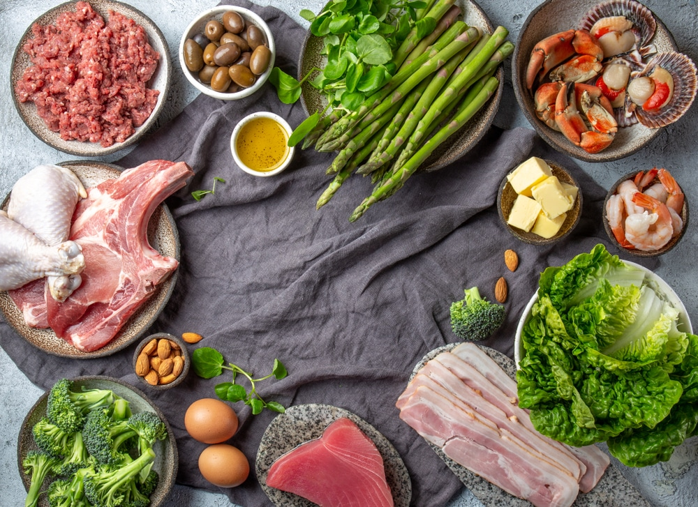 30 day low carb high protein meal plan