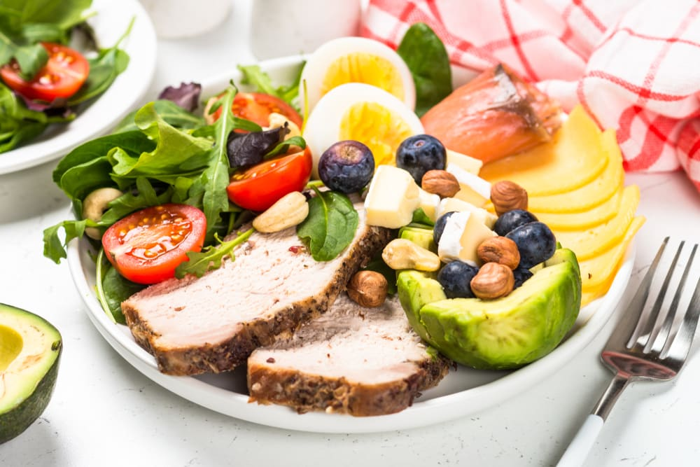 cheap 30 day meal plan for low carb diet