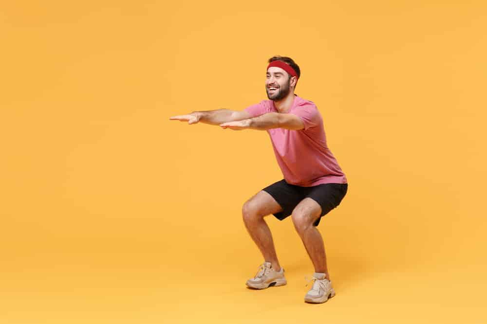 lower body muscular strength exercises
