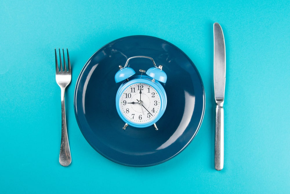 intermittent fasting meal plan example raw