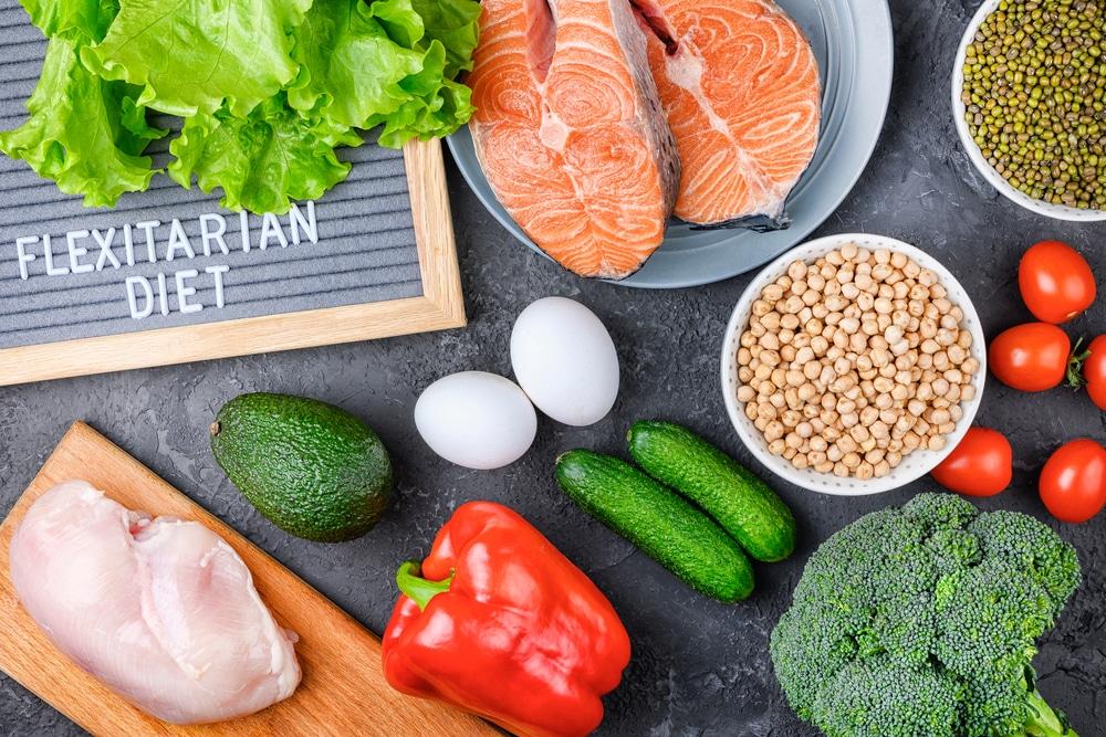 flexitarian meal plan
