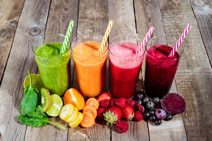 smoothie diet weight loss