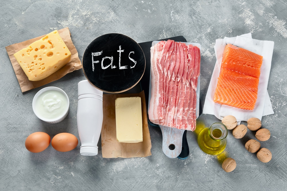 3 different types of macronutrients