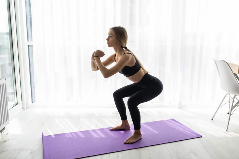 3 in 1 30 day challenge abs burpee squat