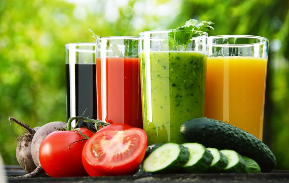 3 or 5 day juice cleanse