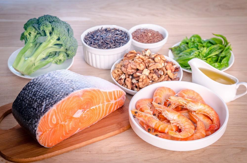 omega 3 fatty acids weight loss