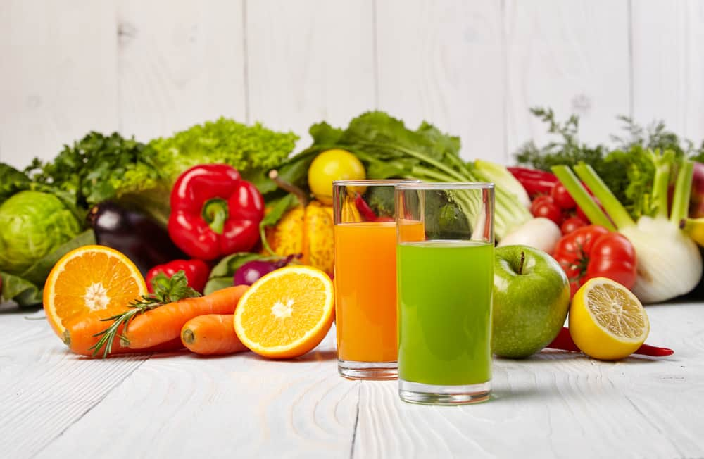 5 day juice cleanse plan at home