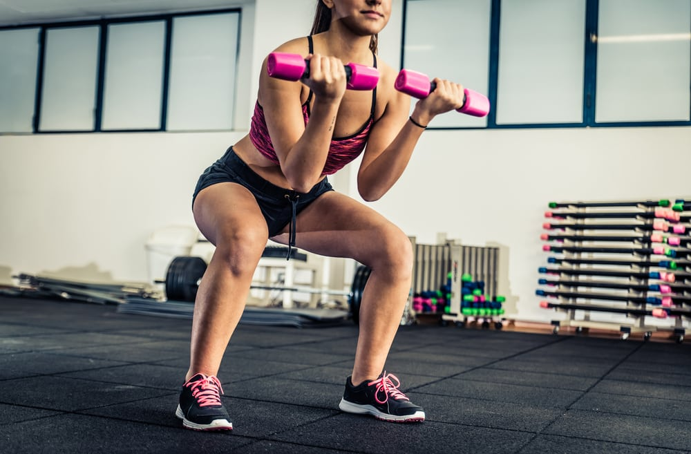 50 squats a day transformation