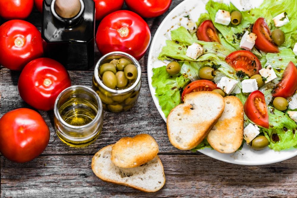 mediterranean diet 30 day meal plan