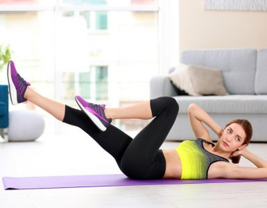 30 day abs squat challenge