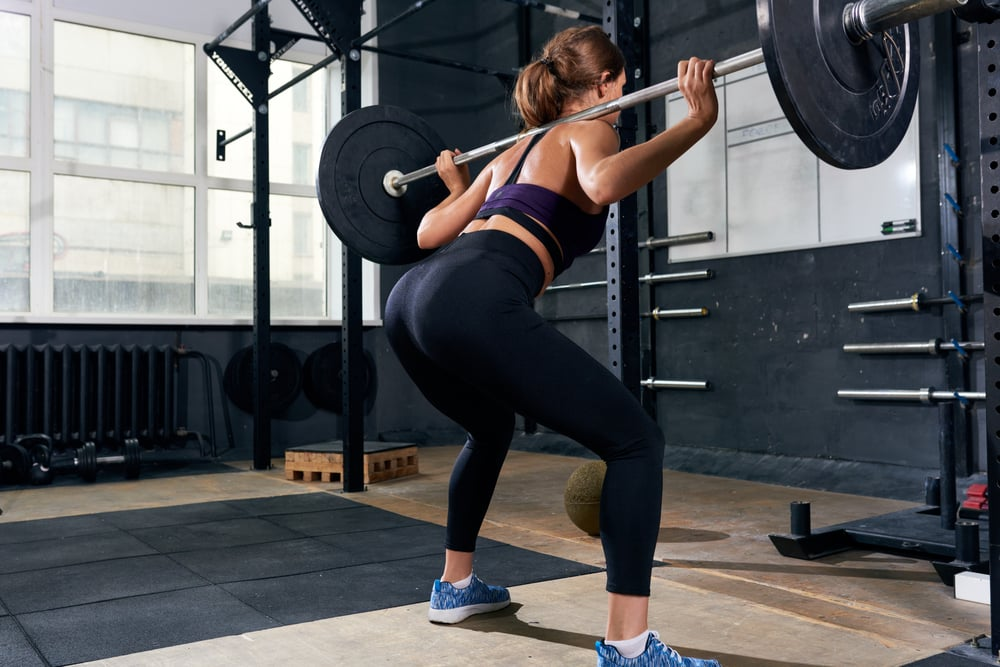 50 squats a day for 2 weeks