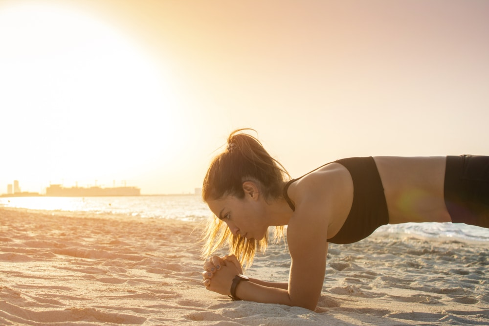 planking for weight loss
