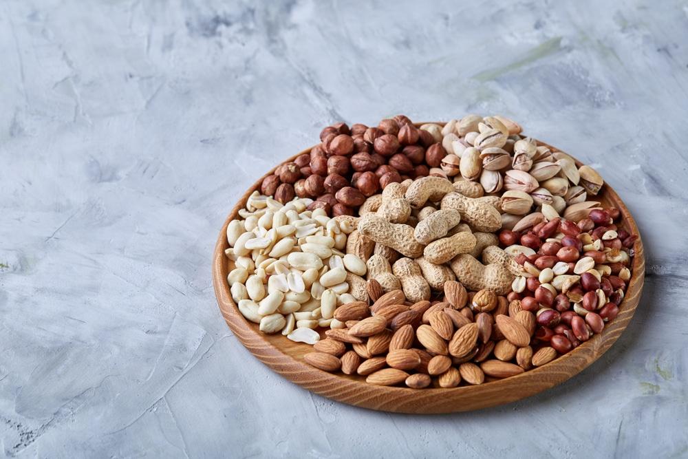 peanut diets
