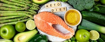 types of meals on keto diet