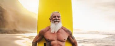 ideal weight for 65 year old man