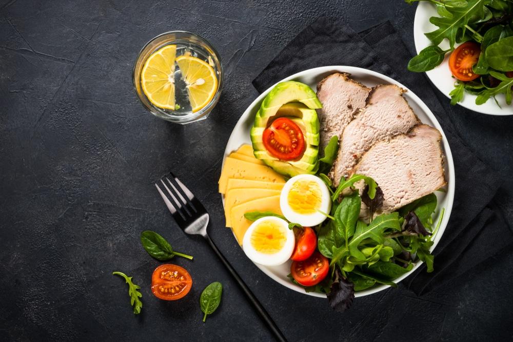 best foods to break a fast keto