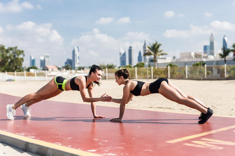 28 day plank challenge calendar