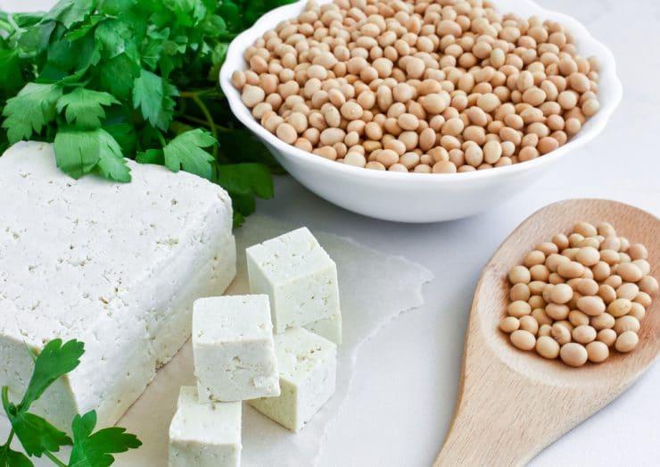 is tofu raw vegan