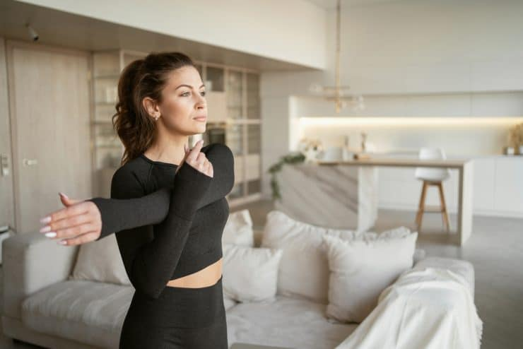 4 day workout routine for beginners