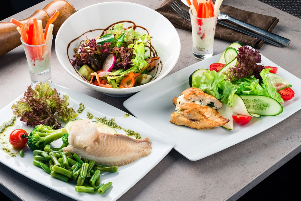 types of fish for keto diet