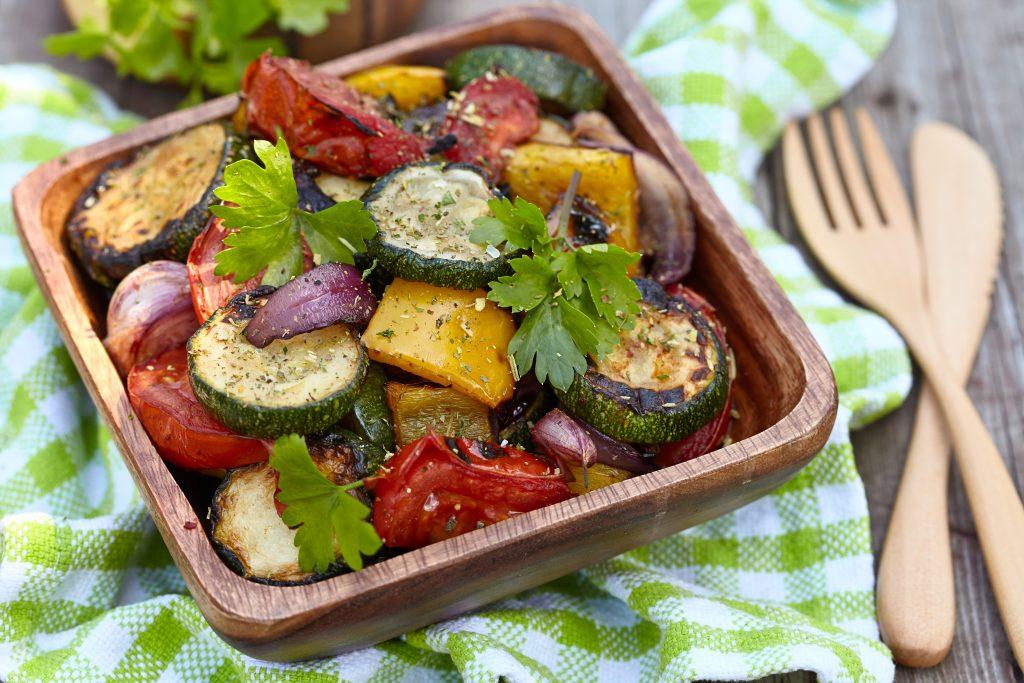 different types of vegetarian diet